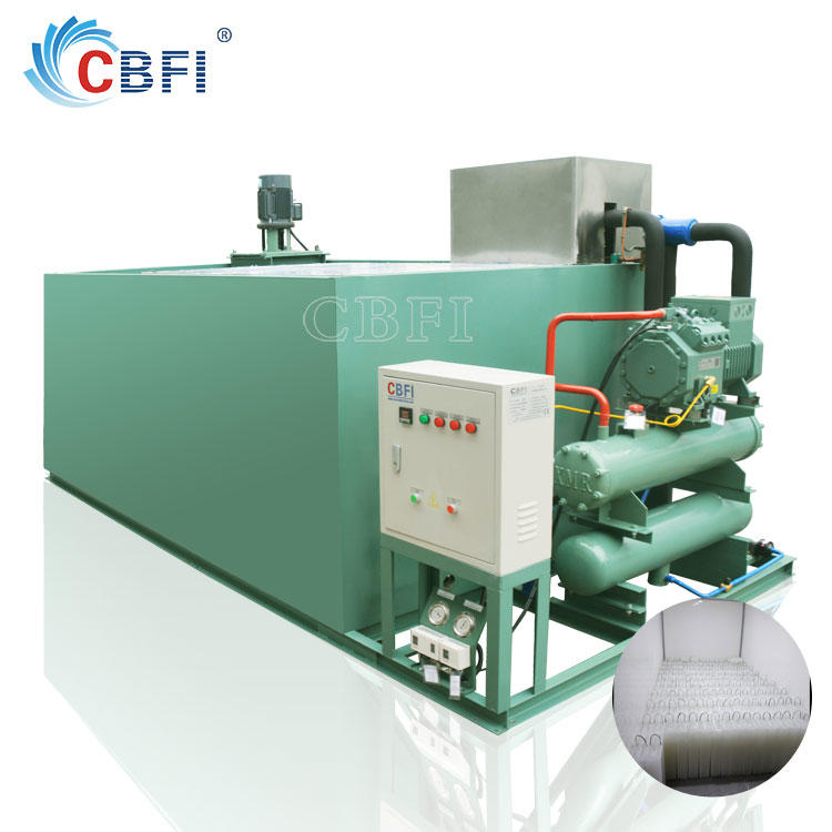 Toppest quality block ice making machine for industrial