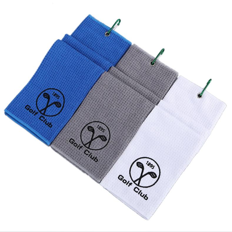 Microfibergolf towelsembroider golf towels