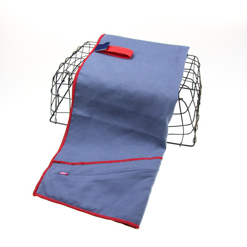 custom microfiber press sports towel