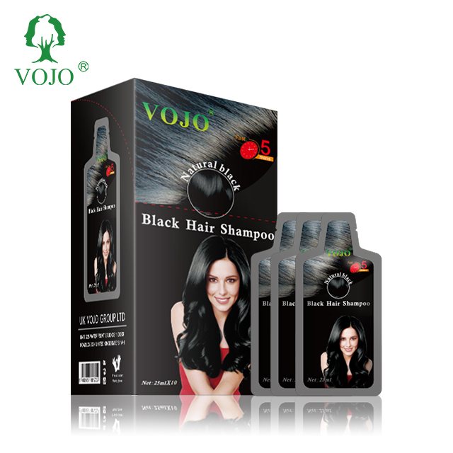 VOJO Manufacturershair dye colours coffeeEasy Wash Herbal nature fastblack hair shampoo no side effecthead cream