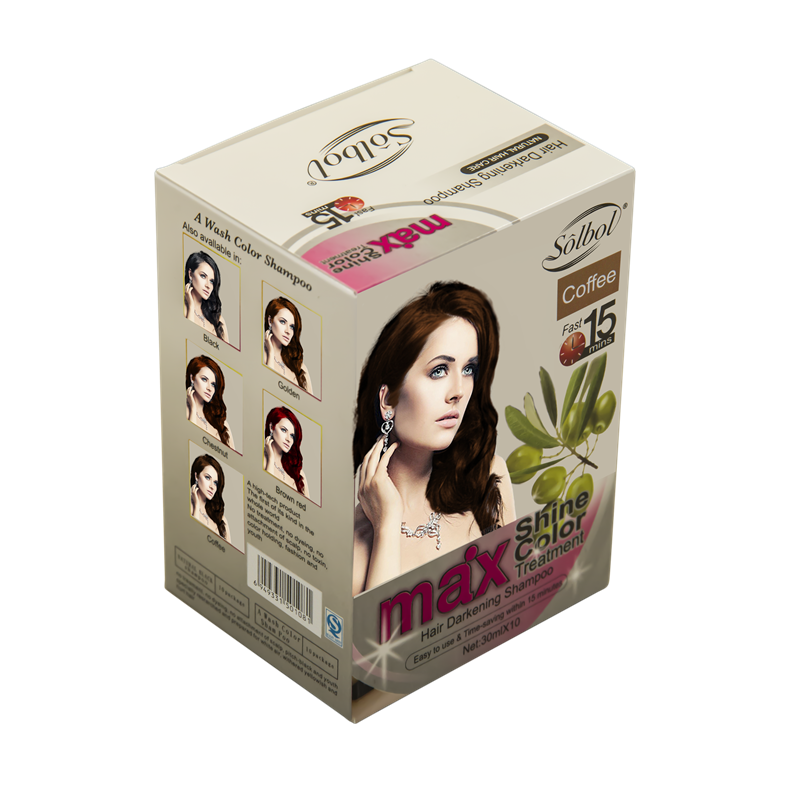 new hair color shampoo which can use at home and only 5 mins color the hair organic fast black hair shampoo