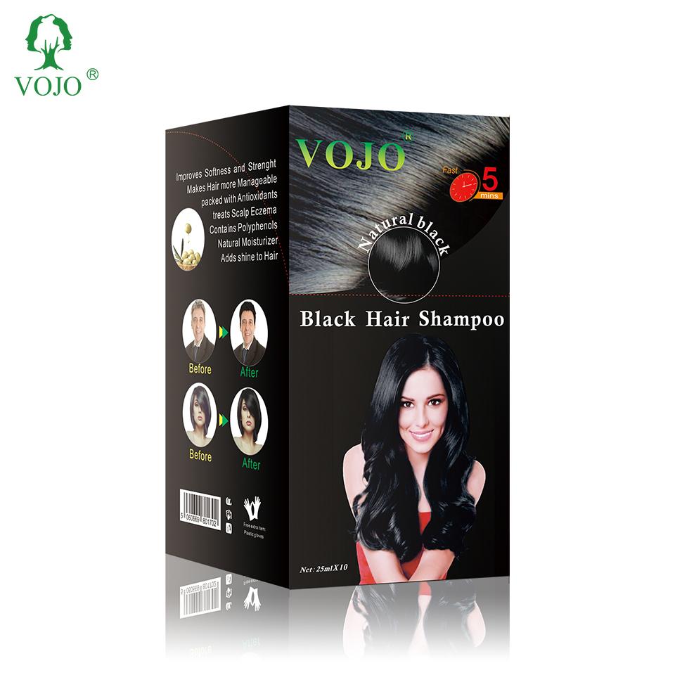 VOJO argan oil black hair dye made from 100% natural henna herbs at reasonable cost
