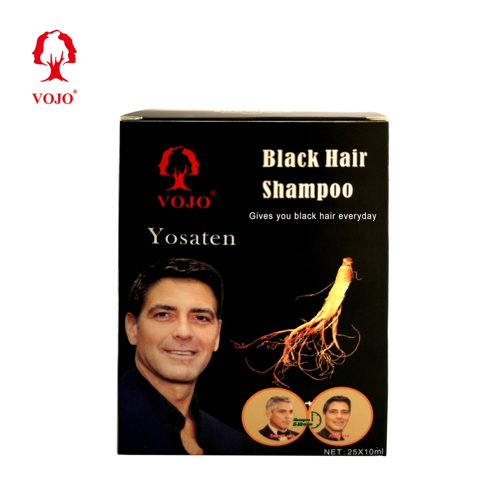 Effectively And Easy to use ginseng Hair Color Dye Magic Fast Hair Color Shampoo Which Has The Best Price