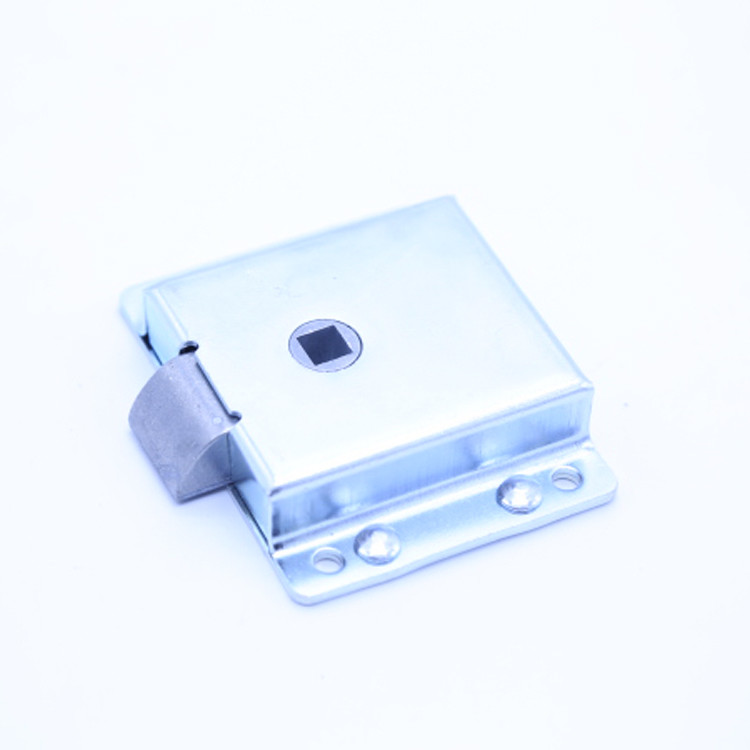 low price easy installation steel paddle door latch lock paddle lock car