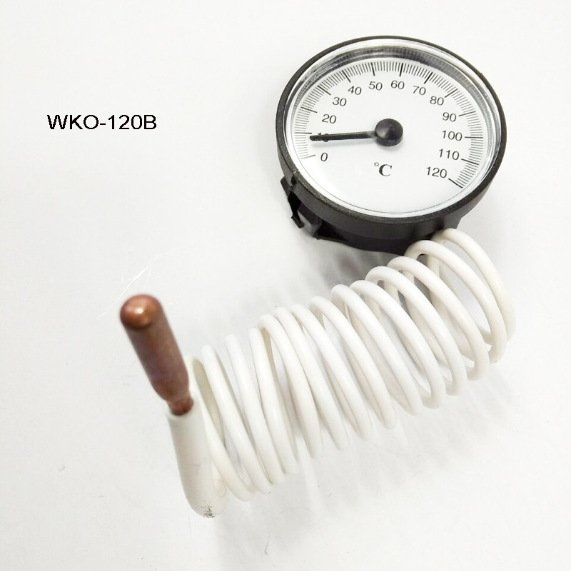 Temperature Thermometer for Hot Water Boiler