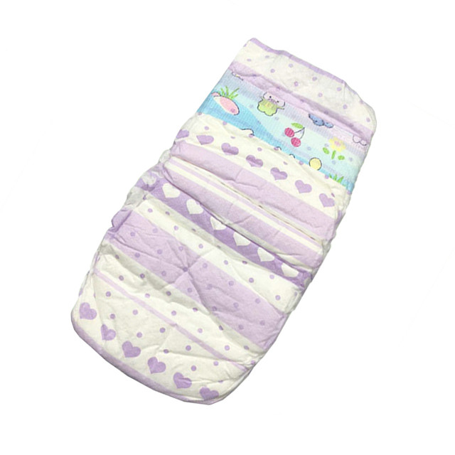 Factory Sell Cheapest B Grade Baby Diapers Bales
