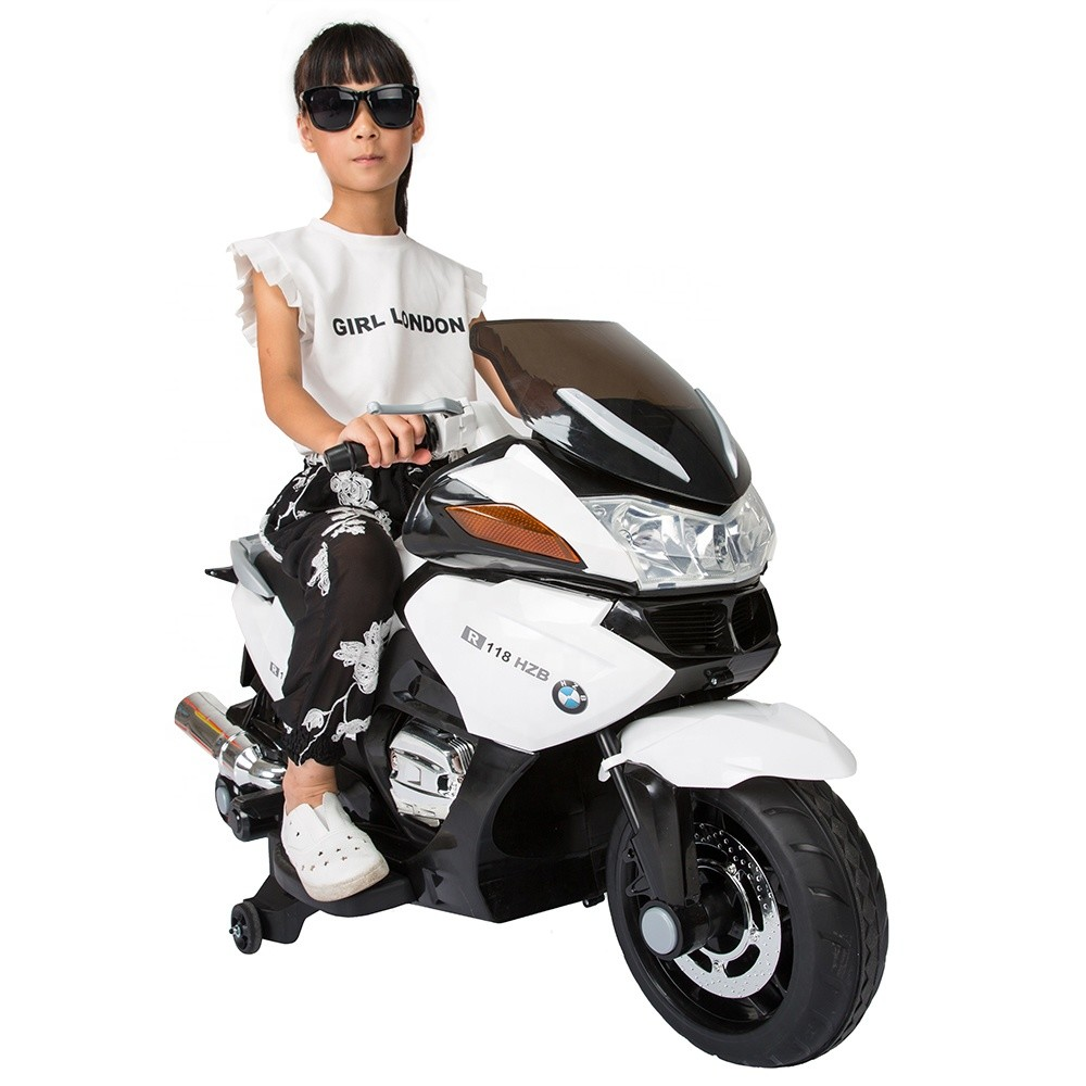 Children electric motorcycle scooter 12V kids motorcycles bike for sale