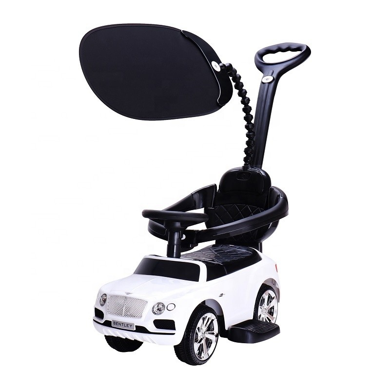 2019 licensed kids ride on car hot sell baby scooter with children toy tolocar