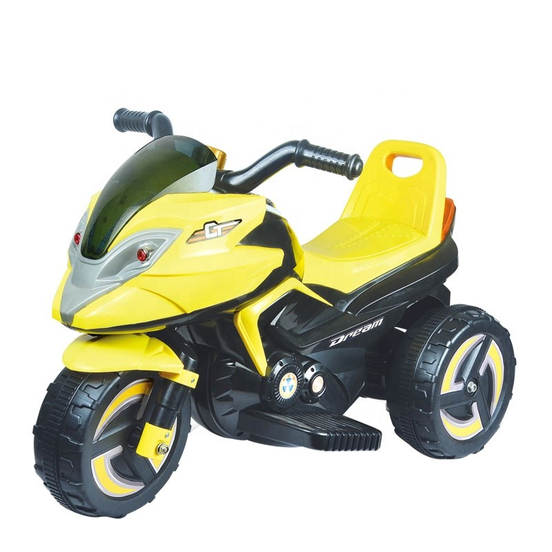 2019 kids ride on motorcycle hot sellelectric car with children toy motorcycle