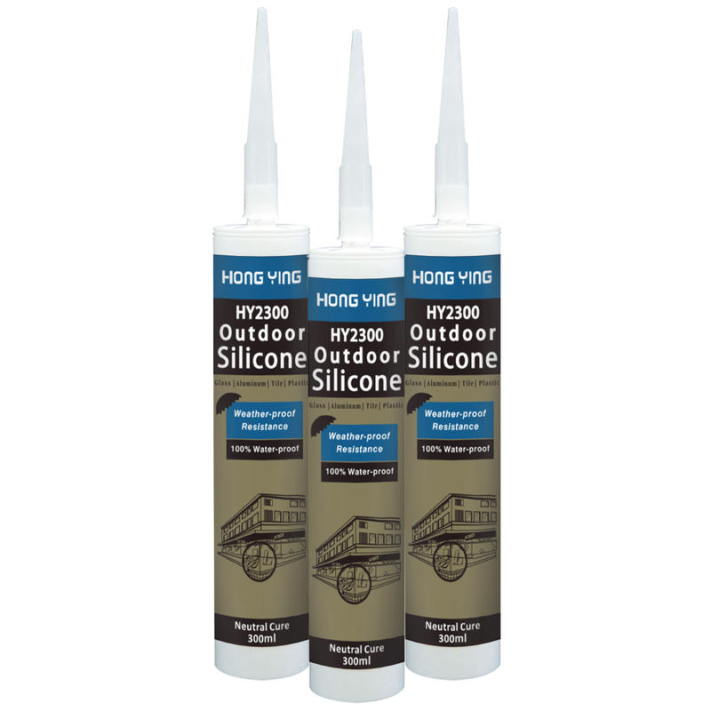Weatherproof Outdoor Neutral Silicone Sealant China