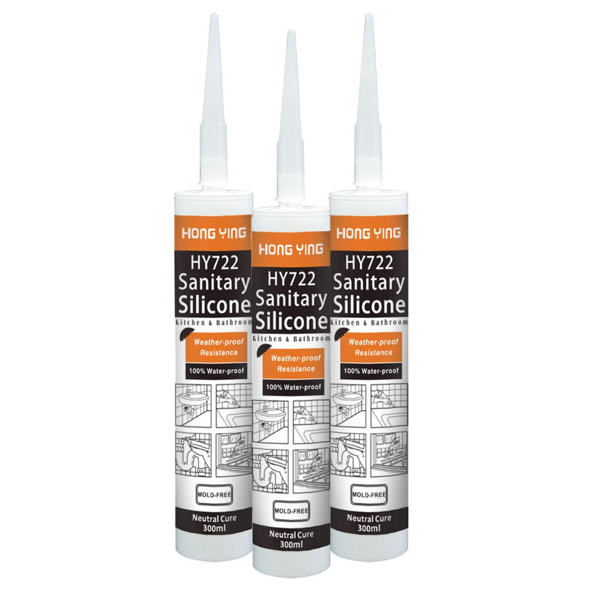 Waterproof Anti-fungus Sanitary Silicone Sealant