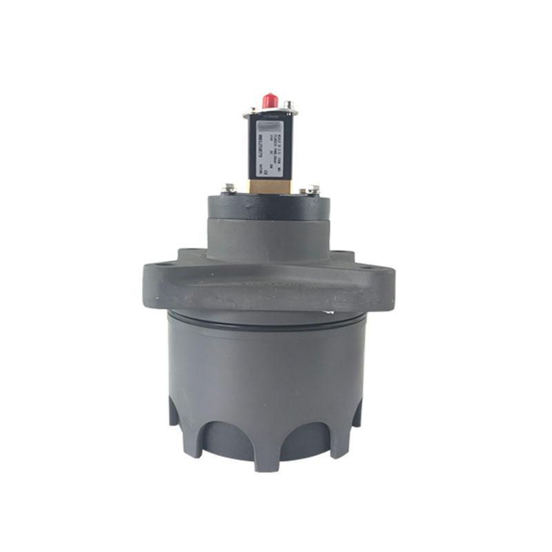 Solenoid valve dust collector bag Cement plantserviceable 105 DN80 black pulse valve
