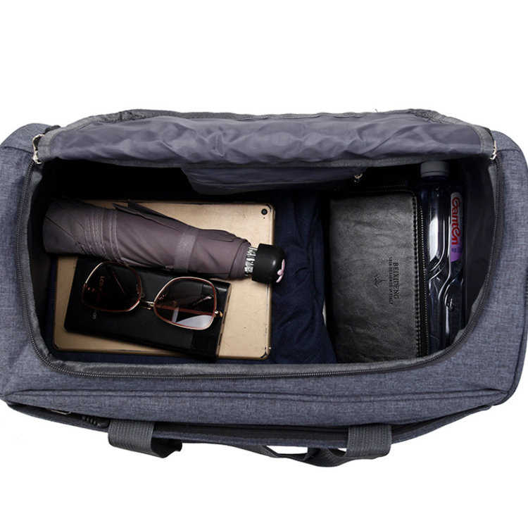product-Osgoodway-Osgoodway Factory Wholesale Durable Duffle Gym Bag Custom Sports Travel Duffel Bag