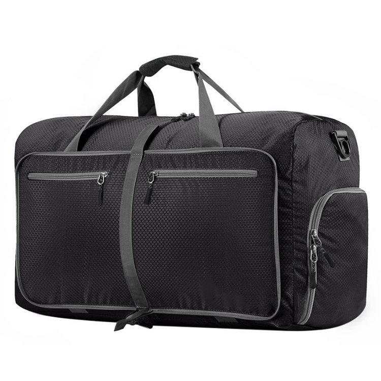 Ultralight and Unisex Flight Folding Travel Bag Waterproof Fancy Travel Duffel Bag