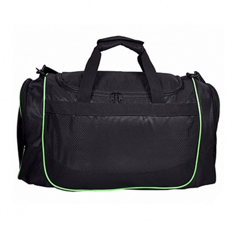 Osgoodway Large Sports Duffle Bag Durable Men Gym Fitness Bag with Shoe Compartment