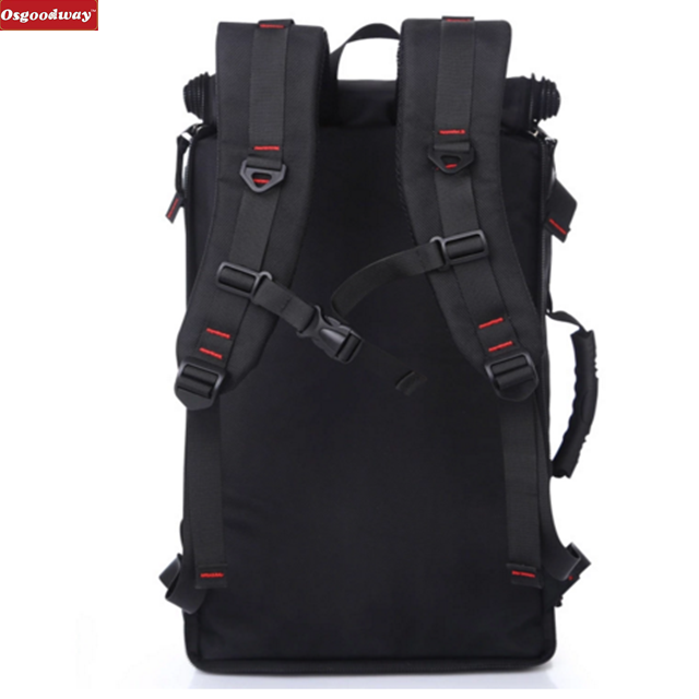 product-Osgoodway-Osgoodway High Quality Brand Fashion Multi-purpose Anti-theft Men Travel Backpack