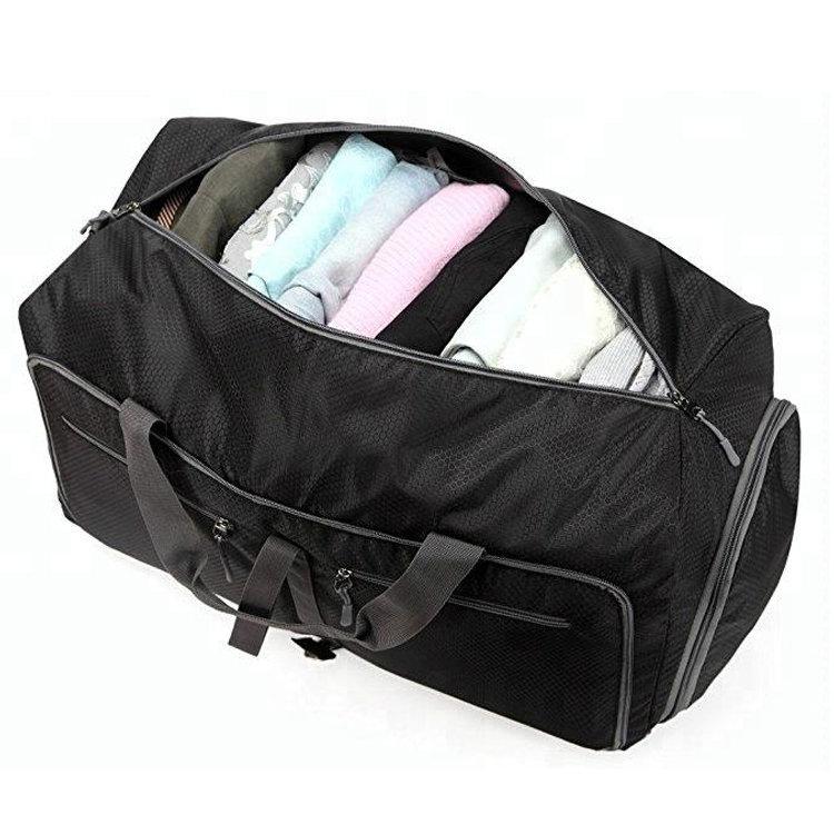 product-Ultralight and Unisex Flight Folding Travel Bag Waterproof Fancy Travel Duffel Bag-Osgoodway-1