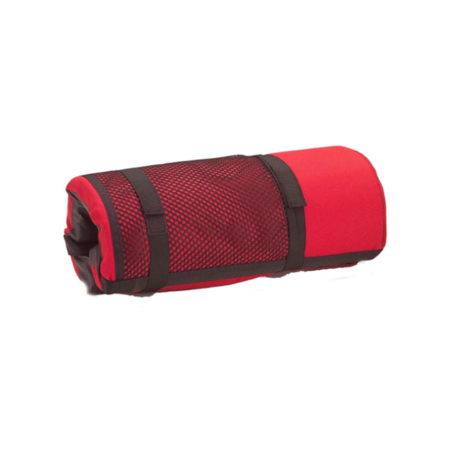 Osgoodway Waterproof Folding Portable Stadium Cushion Outdoor Seat Chair with Back Support perfect for camping, picnic,festivals