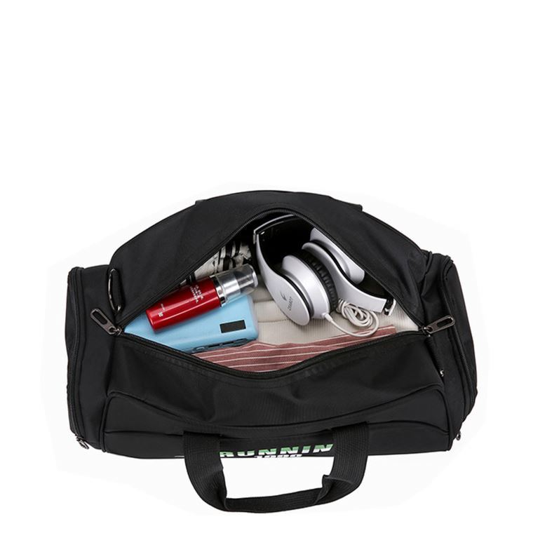 product-Osgoodway-Osgoodway Wholesale Gym Fitness Bag Womens Mens Duffle Carry Bag for Sports-img