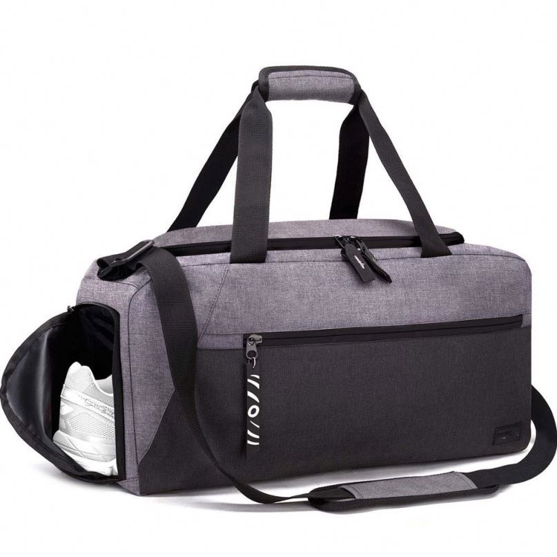product-Osgoodway-Osgoodway New Design Roomy OEM Sports Duffle Bag with Shoe Compartment and Insulat
