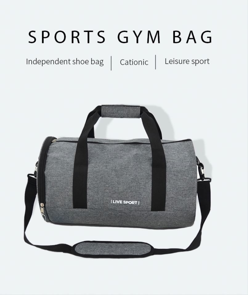 product-Osgoodway Weekend Travel Duffel Bag Small Custom Sports Gym Duffle Bag for Men-Osgoodway-img-1