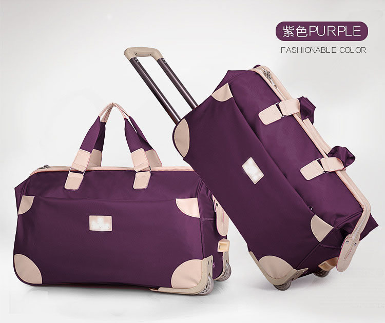 product-Osgoodway-Osgoodway Manufacturer New products Japanese leisure travel bags with trolley slee