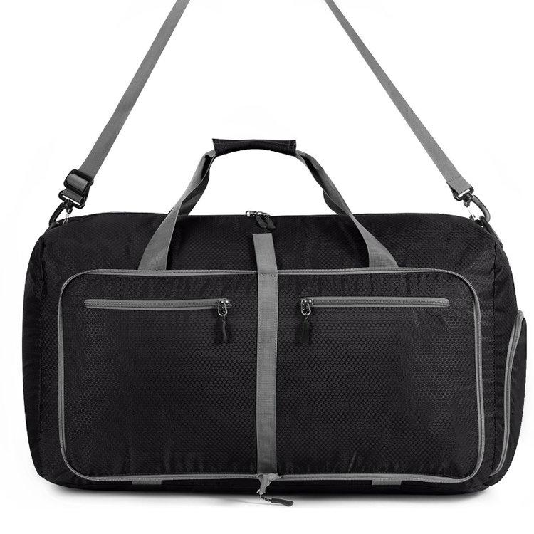 product-Osgoodway-Ultralight and Unisex Flight Folding Travel Bag Waterproof Fancy Travel Duffel Bag