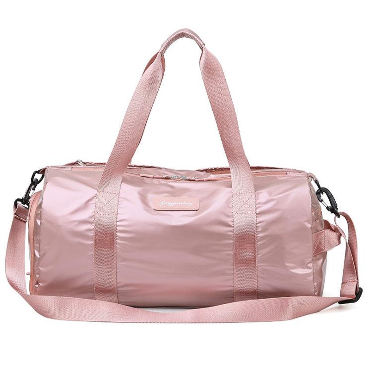 Osgoodway2 2019 Cute Outdoor Travel Casual Women Men Unisex Waterproof Weekend Travel Duffel Bags
