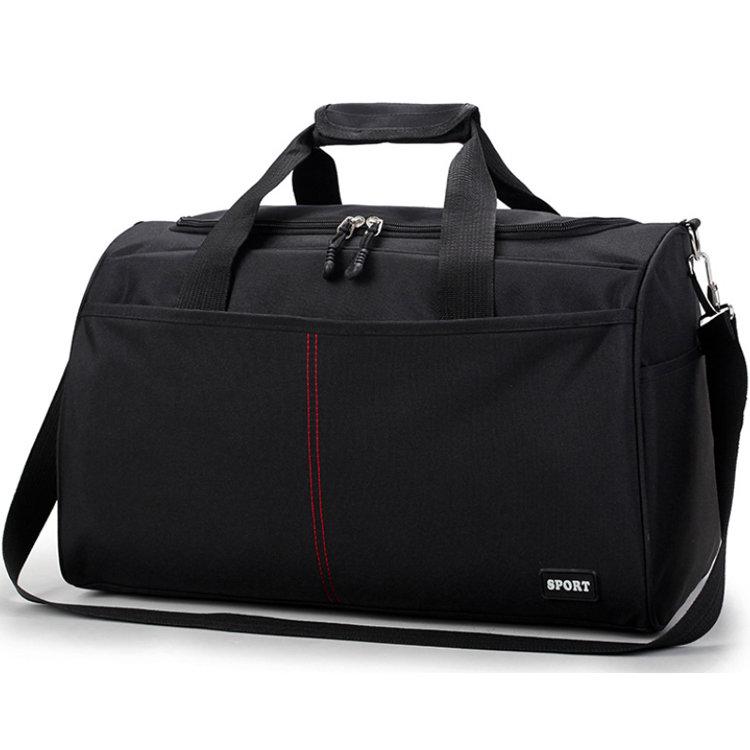 Osgoodway Factory Wholesale Durable Duffle Gym Bag Custom Sports Travel Duffel Bag for Women Men