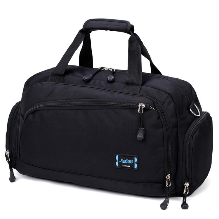 product-Osgoodway-Osgoodway2 High Quality Nylon Fitness Duffle Bag Large Capacity Waterproof Travel