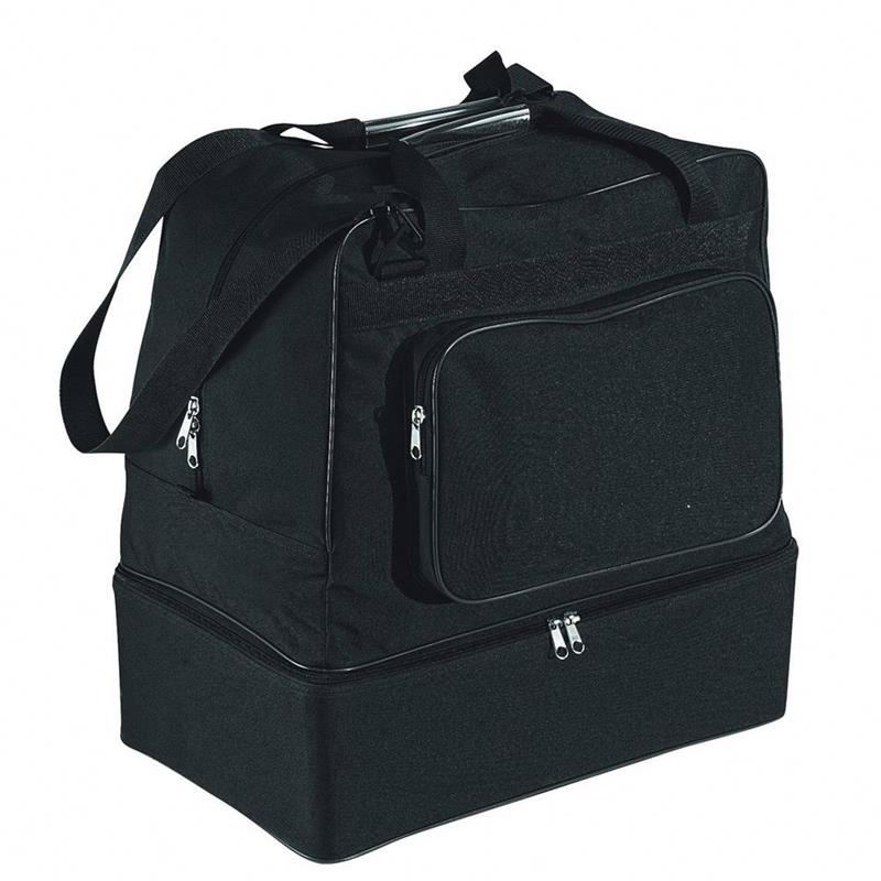 product-Osgoodway Club Football Basketball Custom Logo Sports Duffle Bag Gym Bag with Shoe Compartme-1