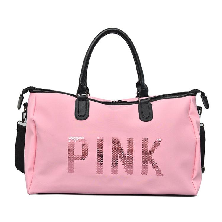 Osgoodway2 Funky Waterproof Sports Gym Weenkder Travel Shoulder Duffel Bags for Women