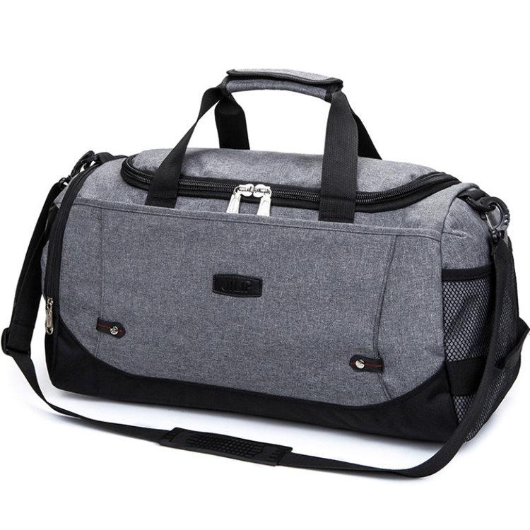 Osgoodway2 Polyester Custom Durable Large Duffel Sports Bag Men Duffel Travel Bag