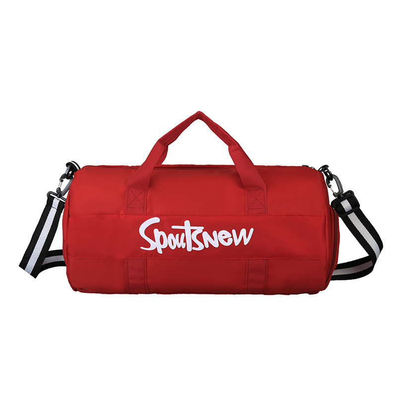product-Osgoodway2 unisex custom fashion outdoor duffel bag nylon waterproof dry wet separation gym -1