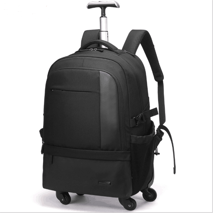 Osgoodway High Quality Multi-functional Double Shoulder Bag Backpack Trolley bags