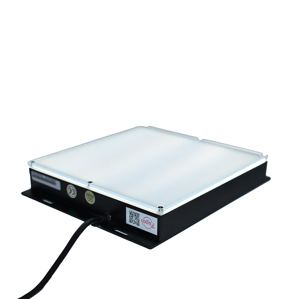 SDC-FG-THP300300-W FG High Density Vision Inspection 50x50mm Parallel Flat Lights for Industrial Machines