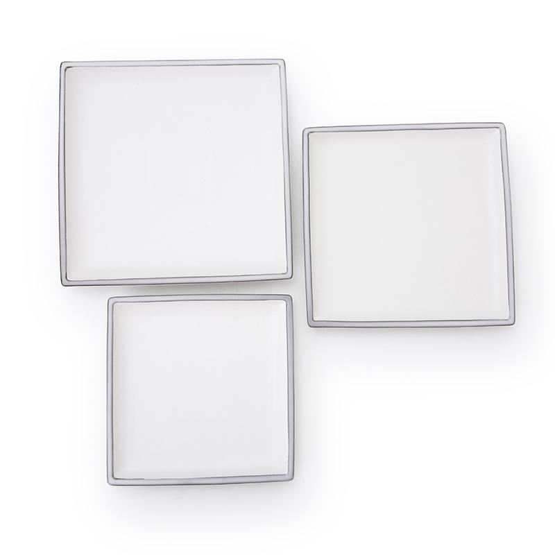 28ceramics Tableware Restaurant 8/9/10 Inch Ceramic Dish Square, 28ceramics Wholesale Tableware 8/9/10 Inch Ceramic Dish Square*