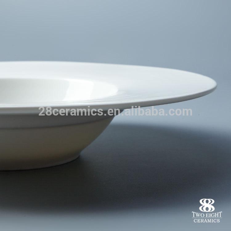 customized fine bone China plate chinaware ceramic cheap fruit plate