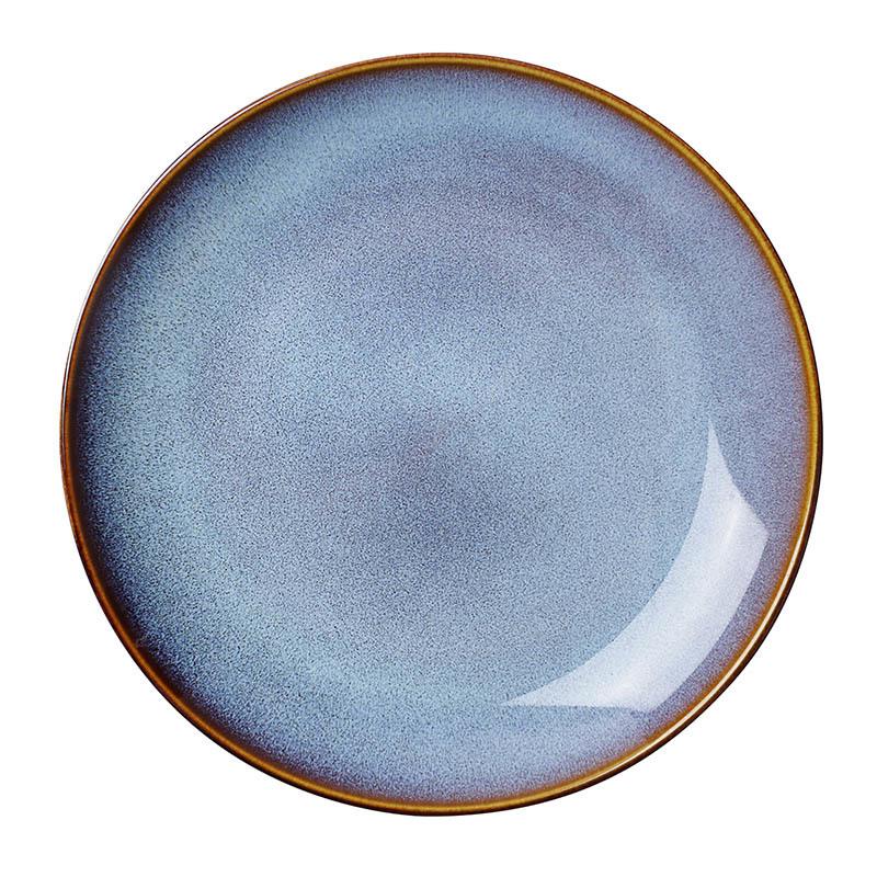 2019 New Design Dinner Set, Restaurant Plates Ceramic Dinner, Color Porcelain Dishes For Restaurant/