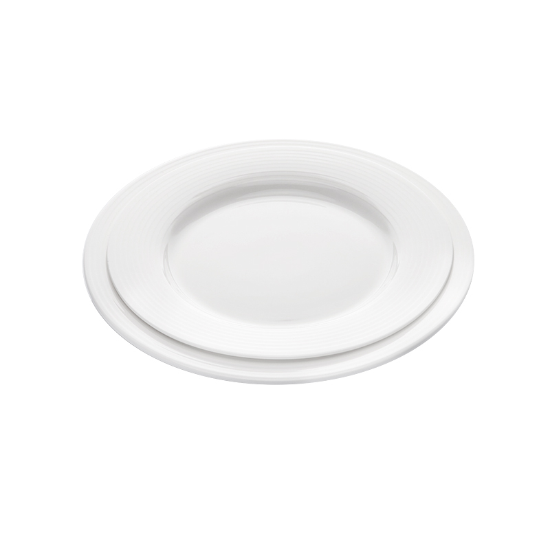 Luxury Scratch Proof Wedding Restaurant Plates Mexican, Wholesale Ceramic Chaozhou Manufacturer Dinning Plate!