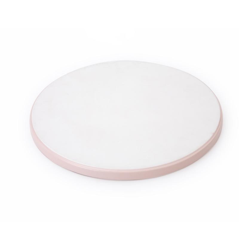 Traditional Crockery Porcelain Chinaware Hotel Round Baking Tray, Wedding Plates Sets Dinnerware^
