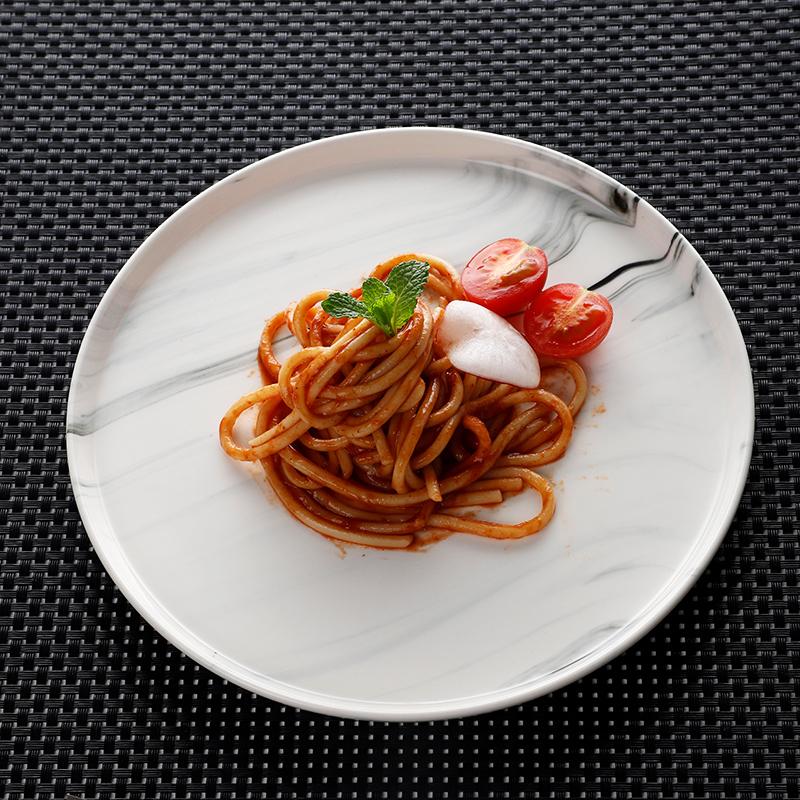 New Design Porcelain Tableware Ceramic Plates Used In Restaurant Blue Dinner Plate, Dinner Plate Blue>