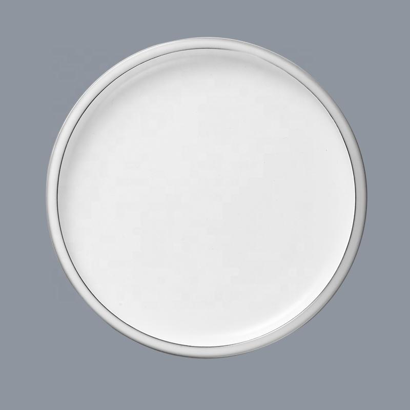 Horeca serving dishes catering supplies event party serving color porcelain dinner plates