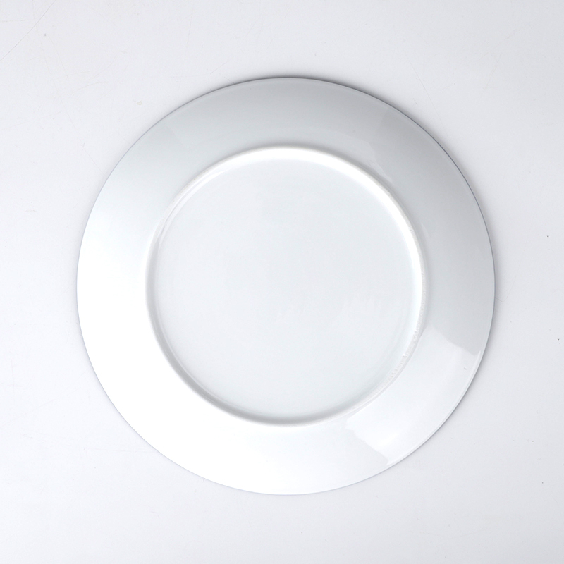 2019 New Style Unique Design Ceramics Dish, Reliable Manufacturer Luxury Porcelain Plate/
