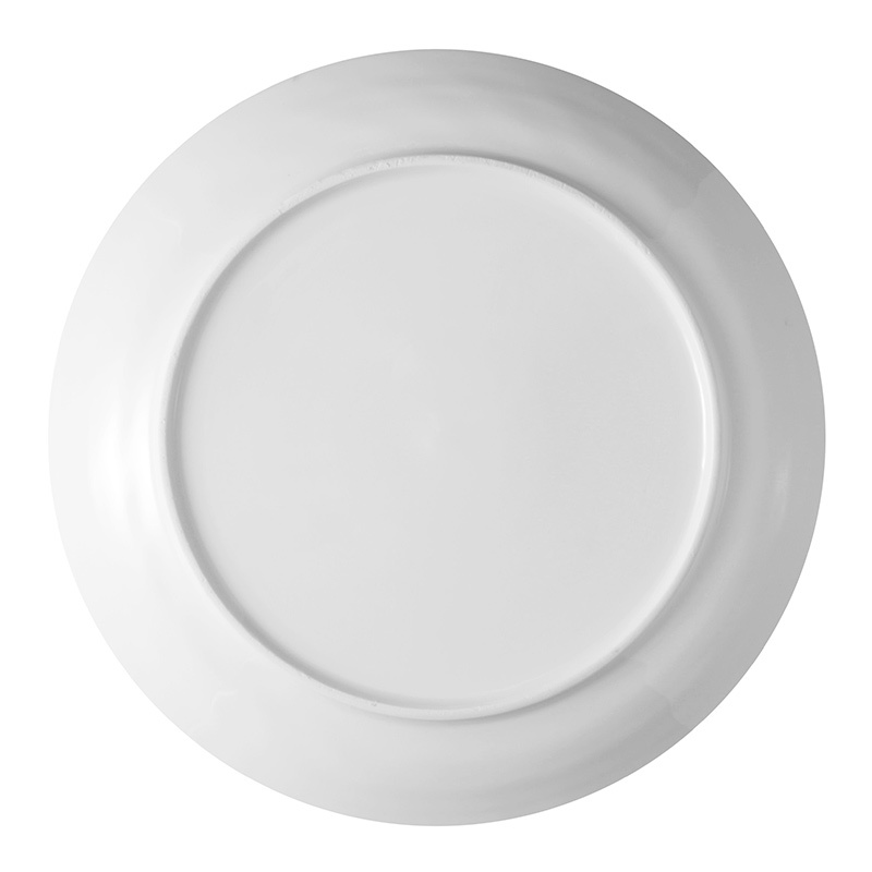 Hot Sell 8/10 Inch Custom Ceramic Dish Used Restaurant Dishes For Sale