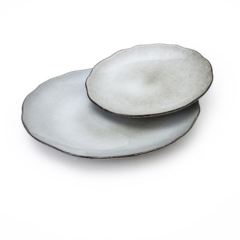 28ceramics Restaurant Dinnerware 11 Inch Plate Ceramic Set, 28ceramics Royal And Luxury Dinnerware Dessert Plates Set&