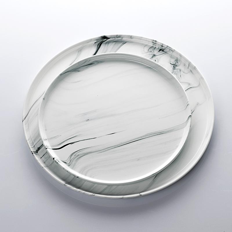 Chaozhou Manufacturer Blue Restaurant Dinnerware,Japanese Dinnerware Blue And White, Blue White China Plate