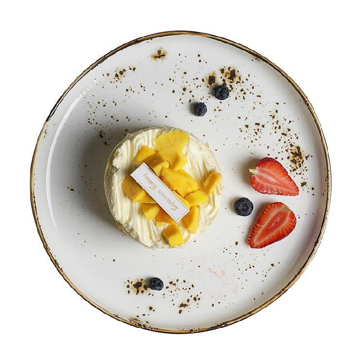 28ceramics Dinnerware Sets Ceramic Dinning Plates, 28ceramics Ceramic Dinnerware Rustic 8.25/10.5 Inch Plate Restaurant&
