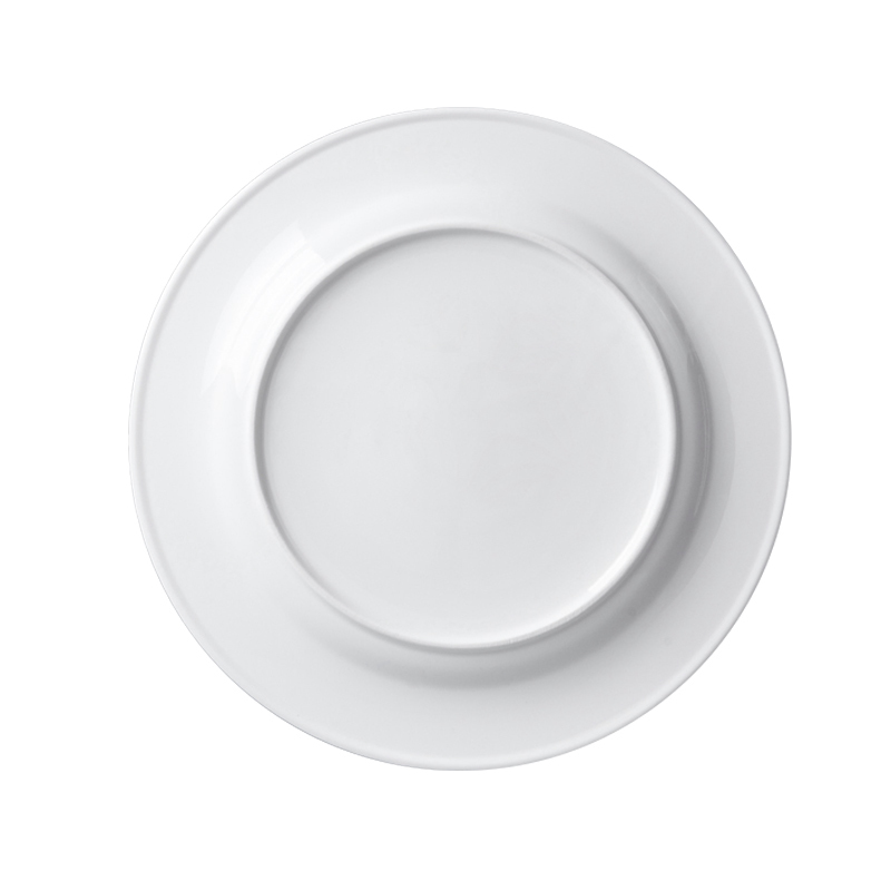 New Product Ideas 2019 Innovative For Hotels Fine China Tableware Ceramic Dining Tableware, White Square Wholesale Dinner Plates