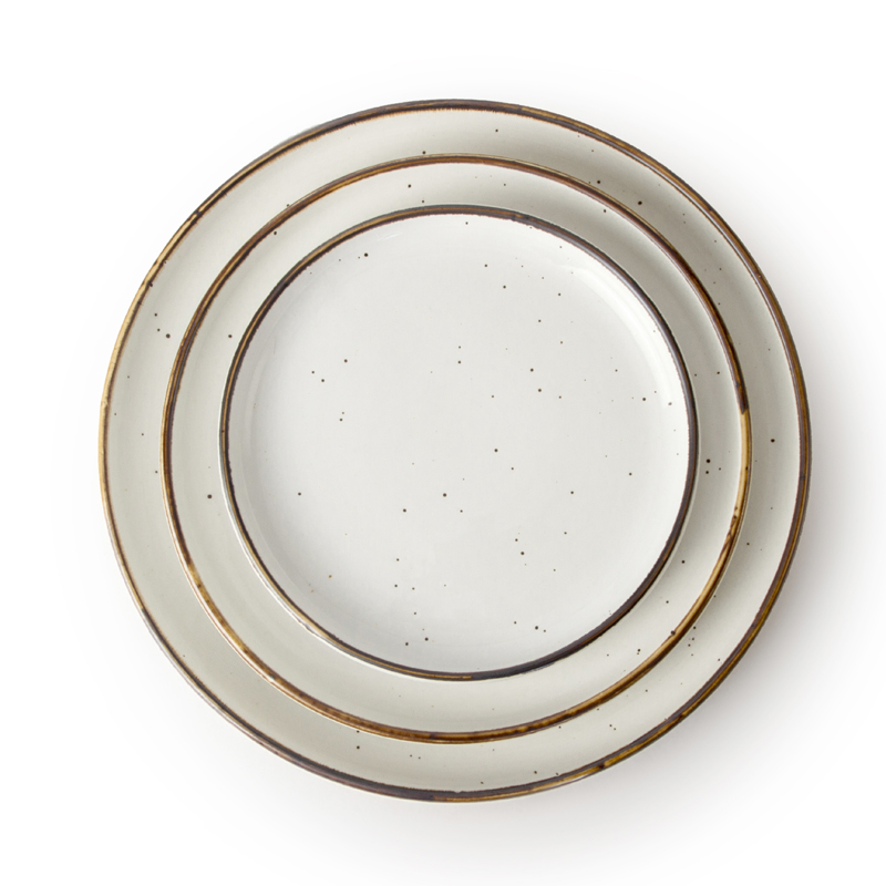 Special Design Porcelain Plates,Dishwasher Available Chaozhou Ceramics, Restaurant Handmade Plate/